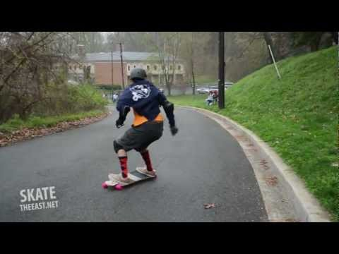 Longboarding: 2012 Washington, D.C. Kickoff Slide Jam