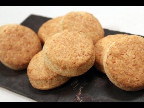 Cheese Biscuits | Sanjeev Kapoor Khazana
