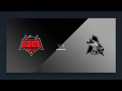CS:GO - HellRaisers vs. AGO [Overpass] Map 1 - EU Day 14 - ESL Pro League Season 7