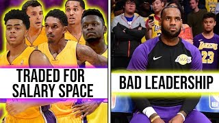 Every Lakers Mistake That RUINED Their Future