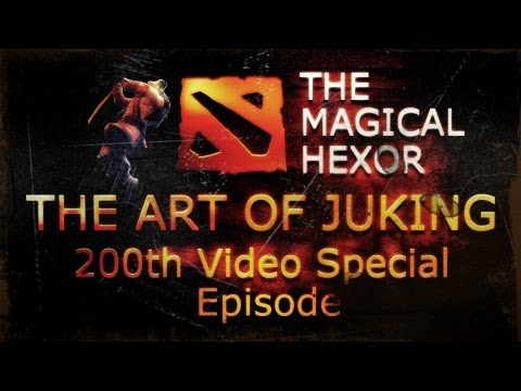 Dota 2 - The Art of Juking - 200th Video Special Episode Music Videos