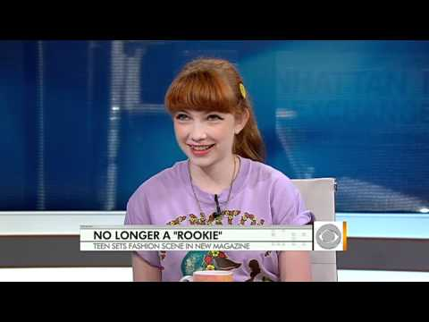Rookiemag.com: Teen fashion blogger hits it big