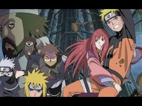 Naruto Shippuden Movie 4 Ending (if) Full video