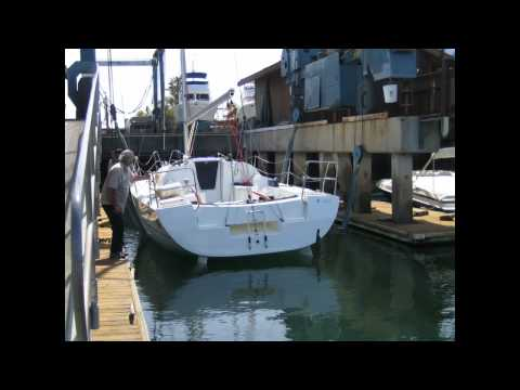 Watch Jeanneau 3200 Sun Fast Sailboat Slideshow By: Ian Van Tuyl