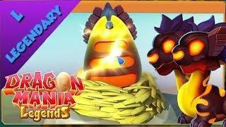 BRIMSTONE Clan Dragon Hatching! 1000 Eggs FINALLY Hatched! - Dragon Mania Legends #870