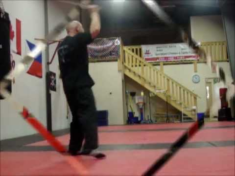 arnis solo training.wmv Image 1