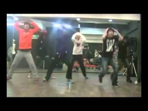 Infinite - Before The Dawn Practice ★ Dance Mirrored + Slowed ★ video
