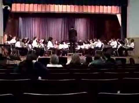 Marine Park Junior High Band Brooklyn