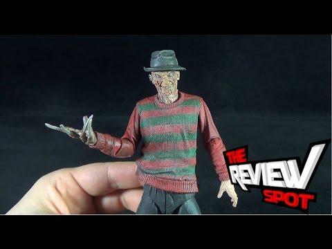 Toy Spot - NECA A Nightmare on Elm Street 30th Anniversary Ultimate Freddy Krueger