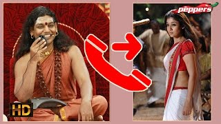 Nithyananda invites Nayanthara to his ashram? |நாங்க சொல்லல்ல