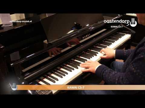 Piano Digitale Kawai Kawai Cs-7 Digitale Piano  