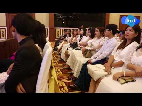 AKH Fashion Design School အဆင့္ျမင့္အေျခခံသင္တန္း သင္တန္းဆင္းပြဲ