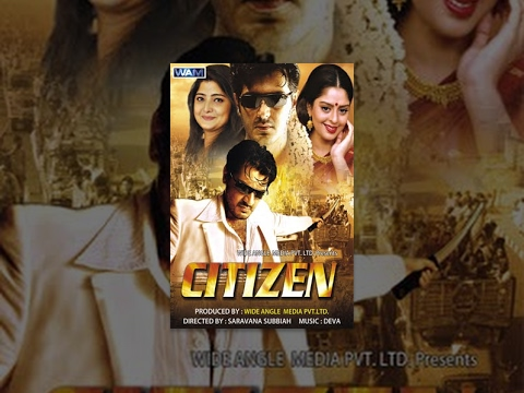 Citizen (Full Movie) - Watch Free Full Length action Movie Online