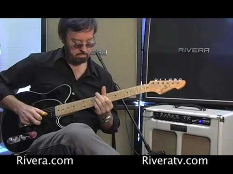 Rivera Venus 3 played by Jerry Dohanue
