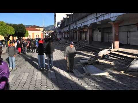 Quake Rocks Guatemala, Mexico, Newborn Baby Among Five Dead