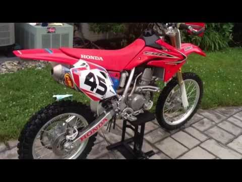 Walkaround 2013 Crf150rb Youtube