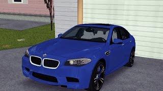 GTA 3 mods 2015 - BMW M5 F10