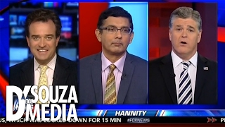 D'Souza: There is no evidence Russia impacted the election in any way
