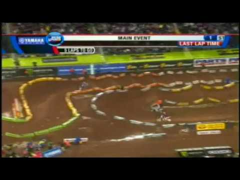 Salt Lake City Supercross 2009 Part 2
