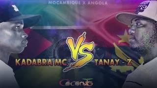 RRPL & RAPÓDROMO Kadabra MC VS Tanay Z 2017 Rap Game Moz