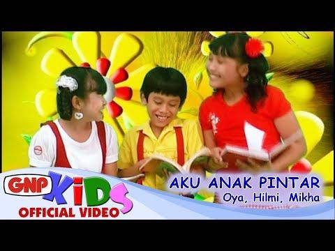 Aku Anak Pintar - Hilmi, Mikha, Oya (Official Video) lagu anak-anak Indonesia