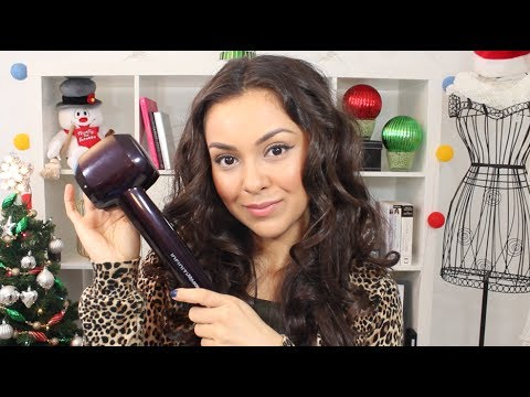 Conair Infiniti Pro Curl Secret Review - TrinaDuhra