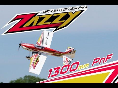 Avios Zazzy Sports Plane w LiteCore 1300mm PnF - HobbyKing Promo