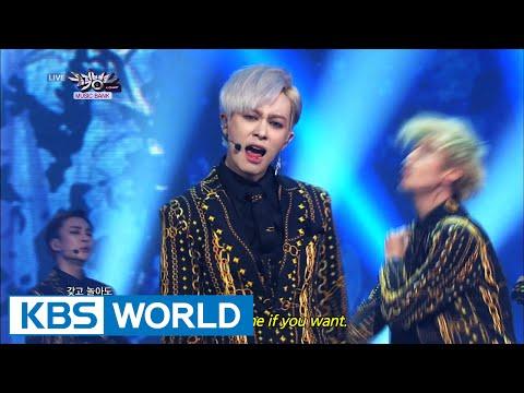 Boyfriend (보이프렌드) – Witch [music Bank Hot Stage   2014.10.24] video