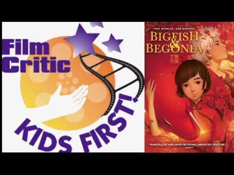 Big Fish & Begonia By Sahiba K