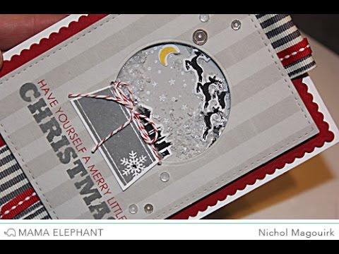Mama Elephant Designer Series | Believe In Magic Creative Cuts Dies