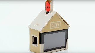 Nintendo Labo Switch - Announcement Trailer