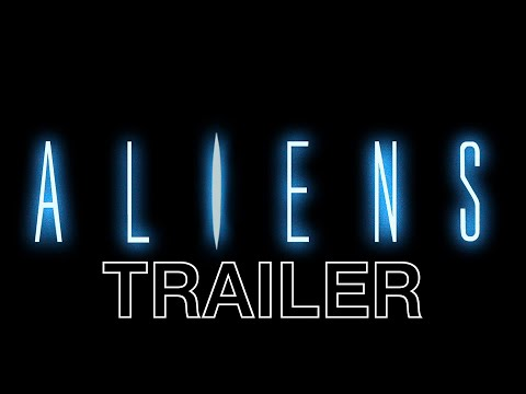 Aliens 1986 Trailer (Music by Dead Can Dance) - Long