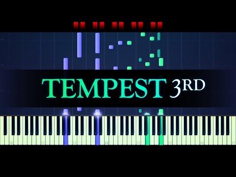 Бетховен Людвиг ван - Tempest 3Rd Movement
