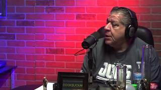 Joey Diaz on Being Ashamed About Being Overweight