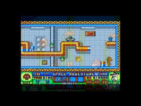 ruff & reddy in the space adventure for Amiga (slideshow)