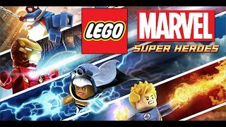 Доп. миссии в Lego Marvel Super Heroes №16