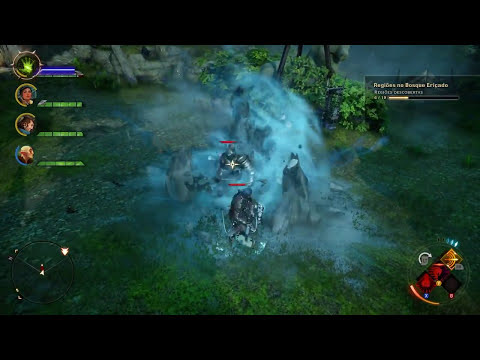Vamos Jogar Dragon Age Inquisition - O Bosque Eriçado - Parte 15
