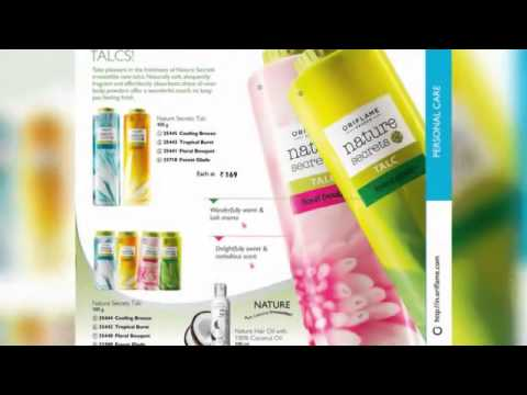 Oriflame Catalogue February
