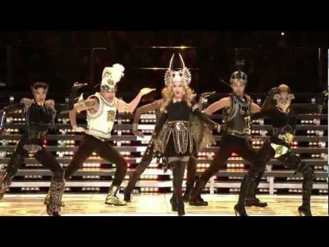 Madonna - Super Bowl Medley 2012 (hd) video