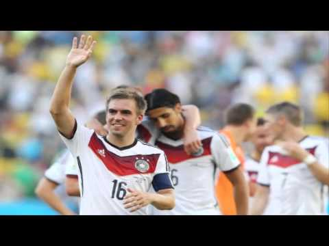 Philipp Lahm, Germany's World Cup winning captain retires from international football