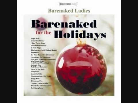Barenaked Ladies - God Rest Ye Merry Gentleman / We Three Kings