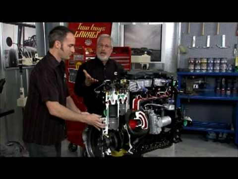Part 1/2 - Cummins 6.7L Turbo Diesel as seen on SPEED Channel's Two Guys Garage
