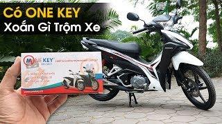 Review khóa chống trộm xe máy Giá Rẻ - An toàn - Smart ONEKEY