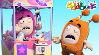 Oddbods | THE TOY MACHINE | Funny Cartoons For Children