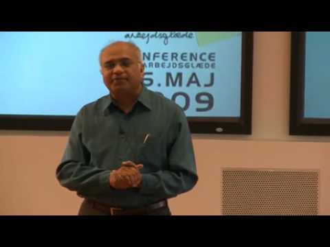 TED Talks- Srikumar Rao: Plug into your hard-wired happiness- Part 1/2