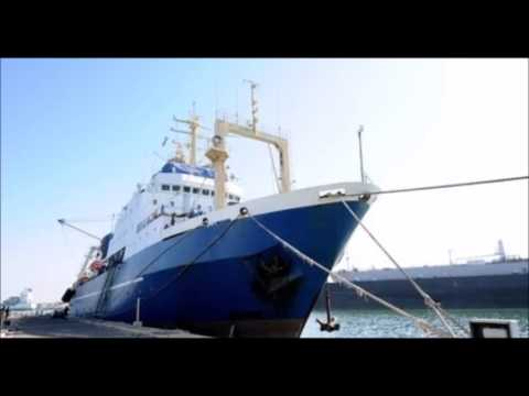 Russian Illegal Ship Seized By Senegal For Fishing