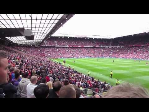Manchester Utd vs. Crystal Palace 2013 | PalaceFanTV