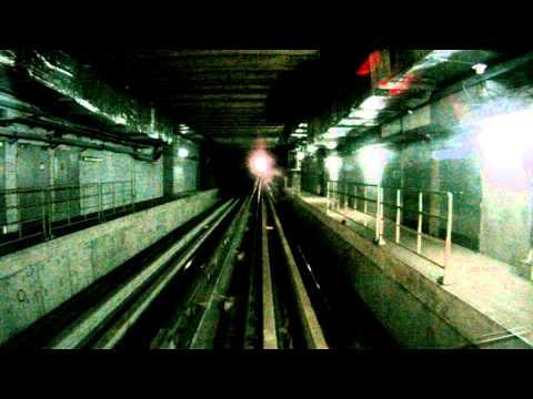 Dubai Metro - Green line - 'Creek to  Etisalat'