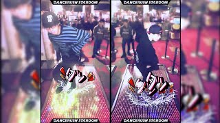 Shuffledancebattle! VS Atz ❮Visnu❯  #DANCERUSH_STARDOM
