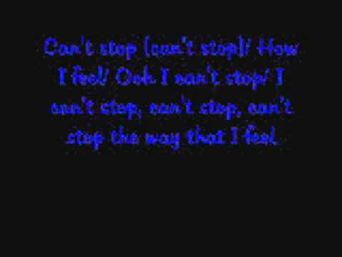 After 7- Can't Stop Lyrics video
